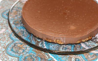 Bildresultat för mjölkchokladtryffeltårta