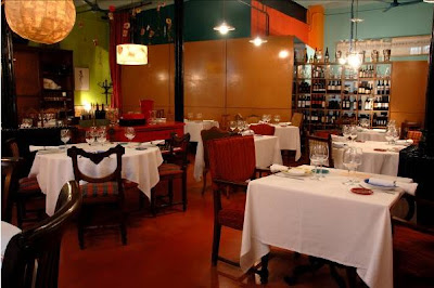 Restaurante rom ntico en barcelona tiritinyam - Restaurante semproniana barcelona ...