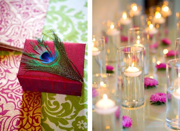Decoration Table Mafiage Champetre