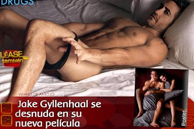 Gyllenhaal en jake jarhead desnuda