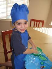Luke the Chef