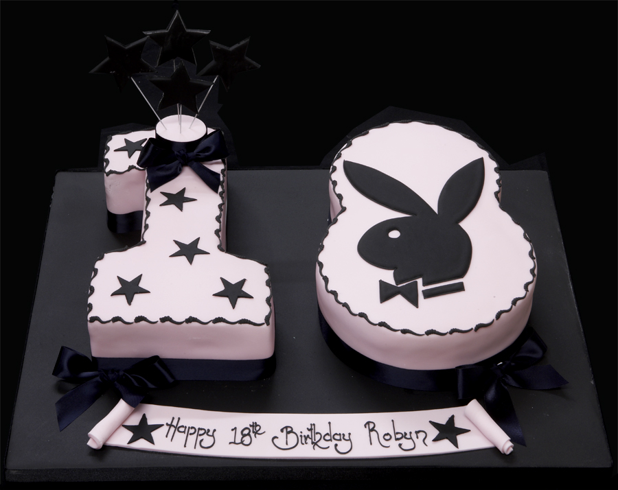 Playboy Cake Design : Cakes That Make You Go mmmmm: Play To The Boy!