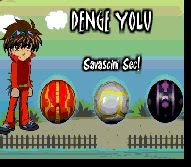 Bakugan Denge Yolu Oyunu