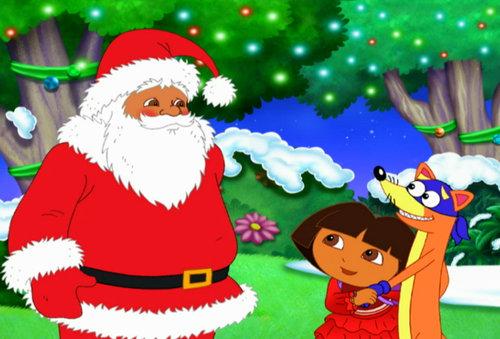 Dora Noel Hediyesi Oyunu