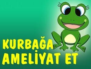 Kurbağa Ameliyatı oyunu