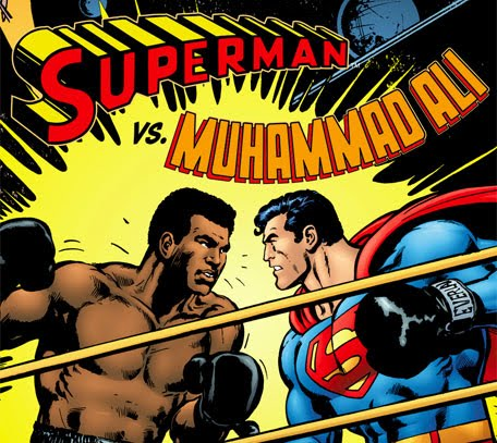 Süperman Muhammed Ali Ring Oyunu Yeni