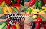 Chilepeppar mix
