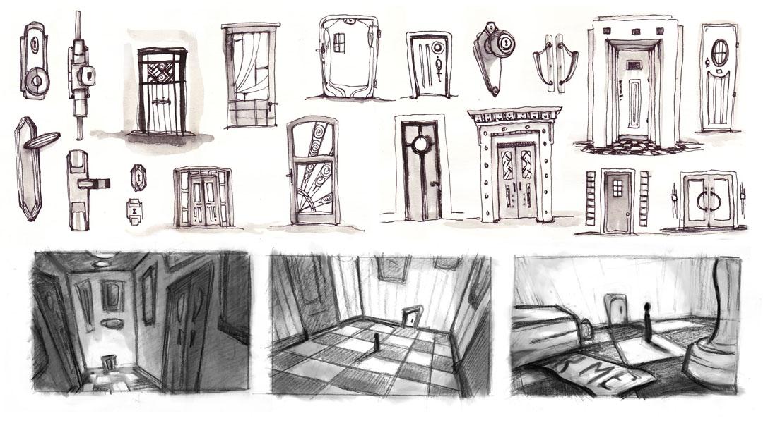 The Little Door  sc 1 st  Simini Blocker - Blogger & Simini Blocker: The Little Door