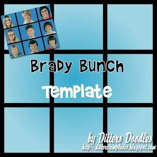brady label templates - totally templates brady bunch template