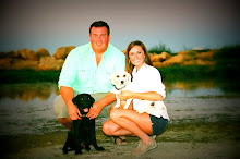 Our little family...minus one dog!