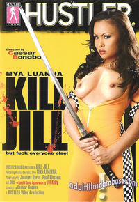 Kill Jill Vol.1 Y Vol.2 [DvdRip, Parodia XXX de Kill Bill]