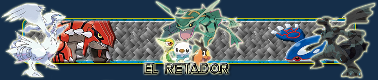 Pokemon EL RETADOR
