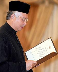 Y.A.B. PERDANA MENTERI MALAYSIA