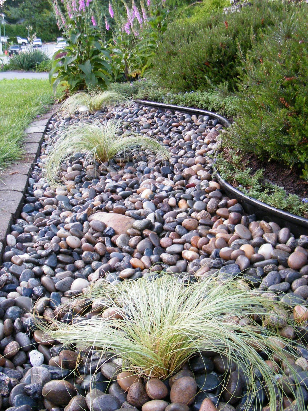 Desert Landscaping With River Rock : Large landscaping rocks viewing gallery