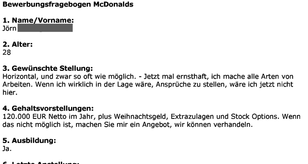 bewerbung per snapchat mcdonalds ungewhnliche mitarbeitersuche micuasdevu bewerbung mal anders - Mc Donalds Bewerbung