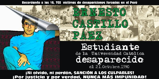 Ernesto Castillo Páez ... ¡Presente!