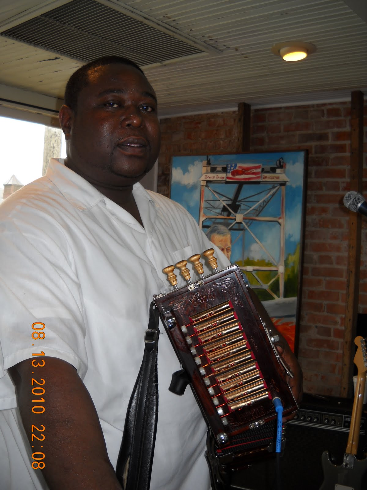Zydeco Joe Black Cat Amazon