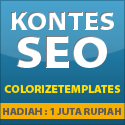 Kontes SEO ColorizeTemplates.com