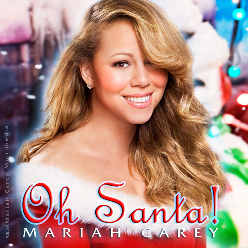 Oh+Santa+(blog) Mariah Carey – Oh Santa   Mp3
