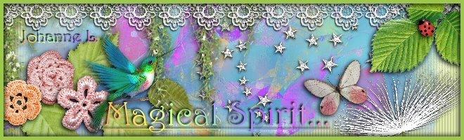 Magical Spirit de Johanne L.