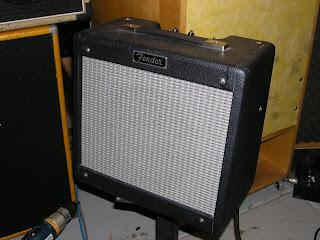Fender Pro Junior Stock