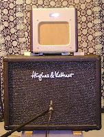 Fender Champion 600 with Celestion Century speaker response