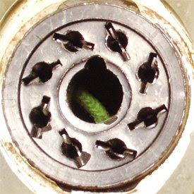 vacuum tube valve octal socket