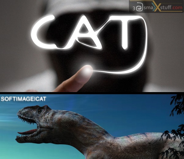 Softimage CAT v2.5 v3 for 3ds Max
