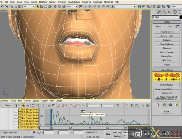 Voice-O-Matic (3ds Max Edition) Download