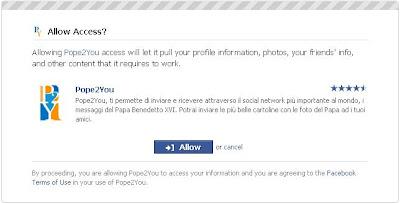 Tips dan Trik Facebook on Pope Benediktus XVI