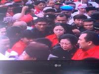Artis Indonesia mendukung Megawati - Prabowo