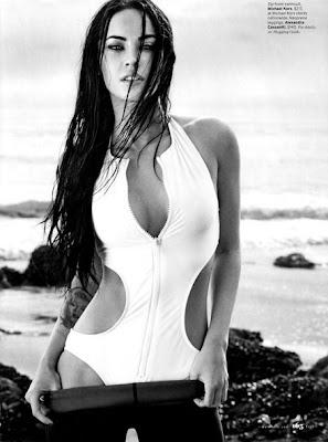 Megan Fox Wanita Terseksi 2009