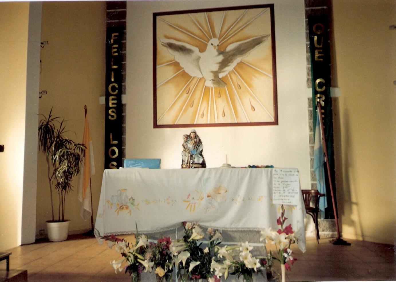 Parroquia Espíritu Santo-Río Cuarto