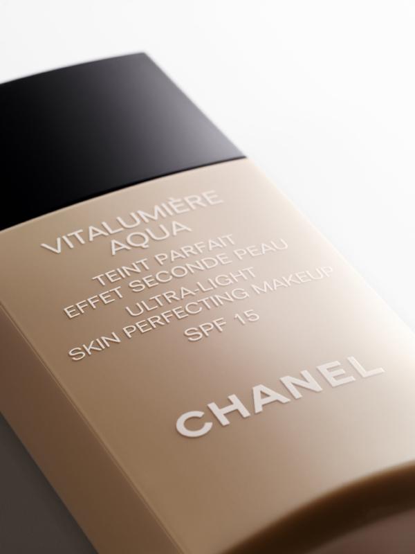 Coco&cashmere: VitalumiГЁre Aqua van Chanel