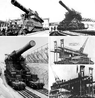 Senjata Terbesar di Dunia