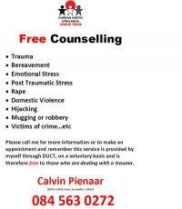 Free Trauma Counselling