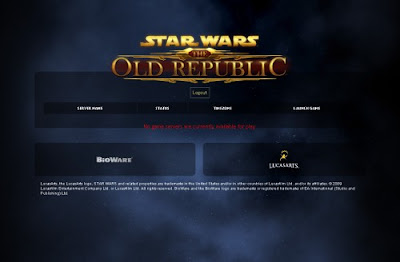 Launch site for SWTOR?
