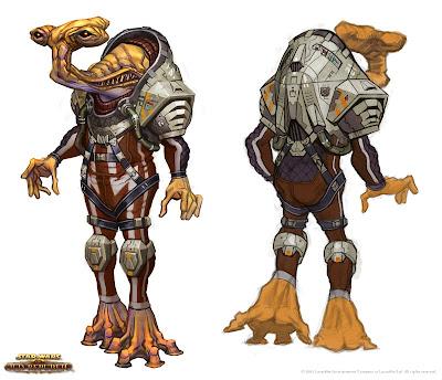 Species of Starwars - Ithorian
