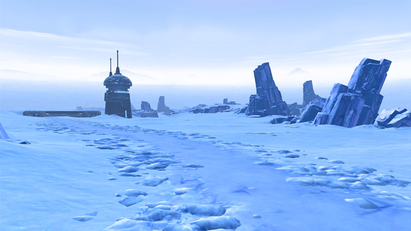 Planets of Star Wars: Hoth