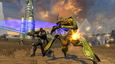 SWTOR Updates Vital Info on the Jedi Knight