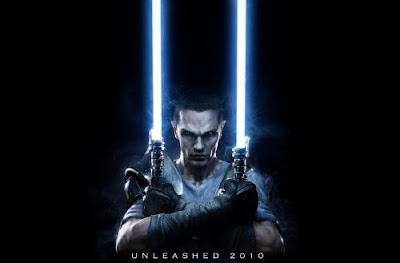 The official gameplay trailer for The Force Unleashed 2