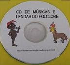 CD Lendas e Músicas do Folclore
