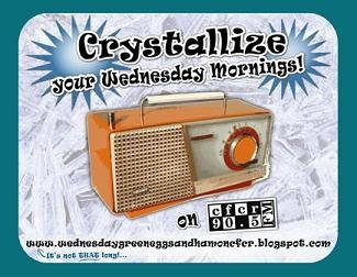 Crystallize your Wednesday Mornings!