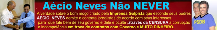 Aecio Neves Porque NO votar