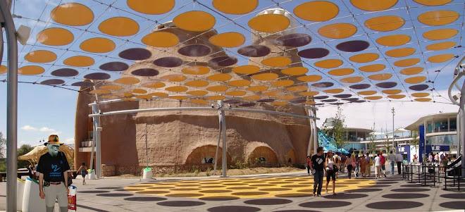 Homorgasmus en Expo Zaragoza
