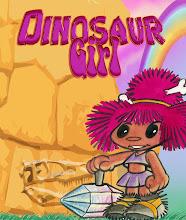 Dinosaur girl