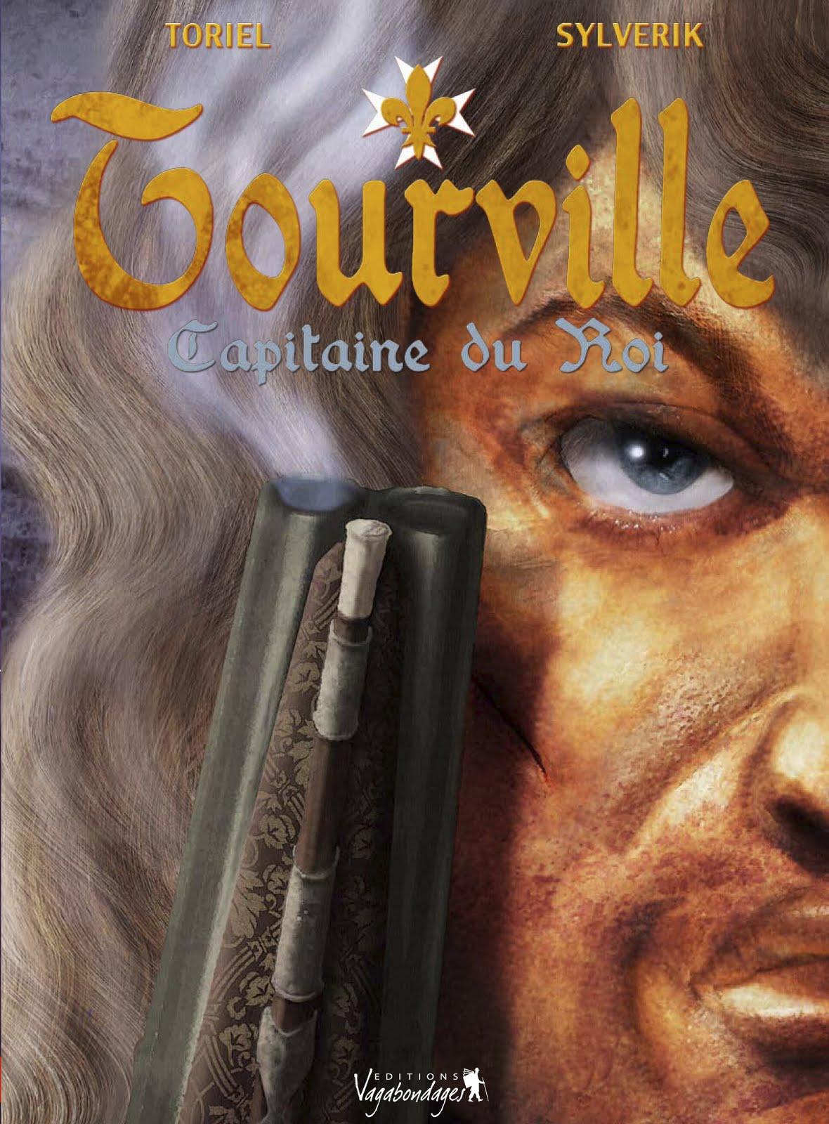 A Paraître : Tourville - (T2) Capitaine du Roi