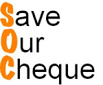 THE SAVE OUR CHEQUE CAMPAIGN