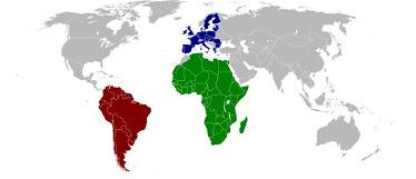 3 kontinentális unió