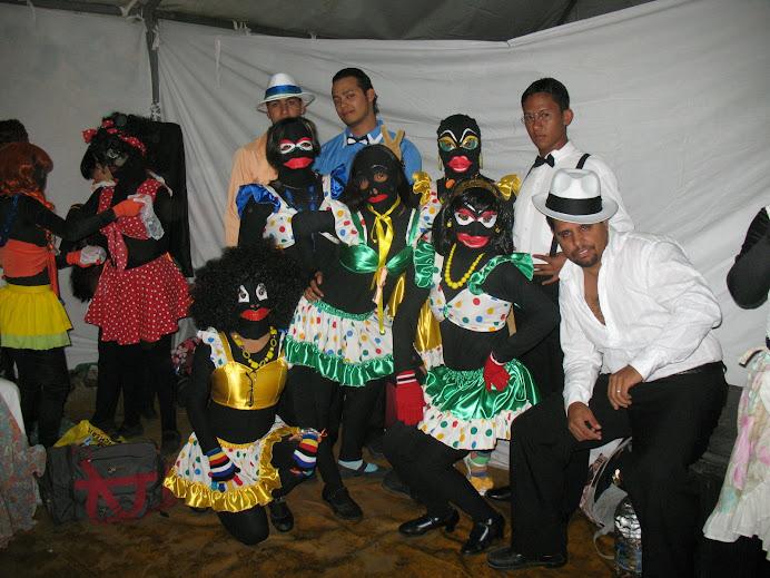 Caguacao en Carnaval 2009